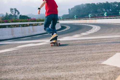 スケートボードで利用したい