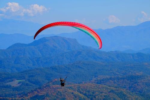 スカイスポーツ(パラグライダー、パラセーリング、スカイダイビング)で利用したい